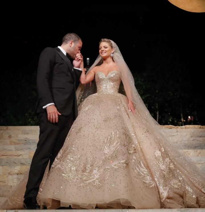 Mariage de Luxe et Branding.     Luxury Weddings etBranding